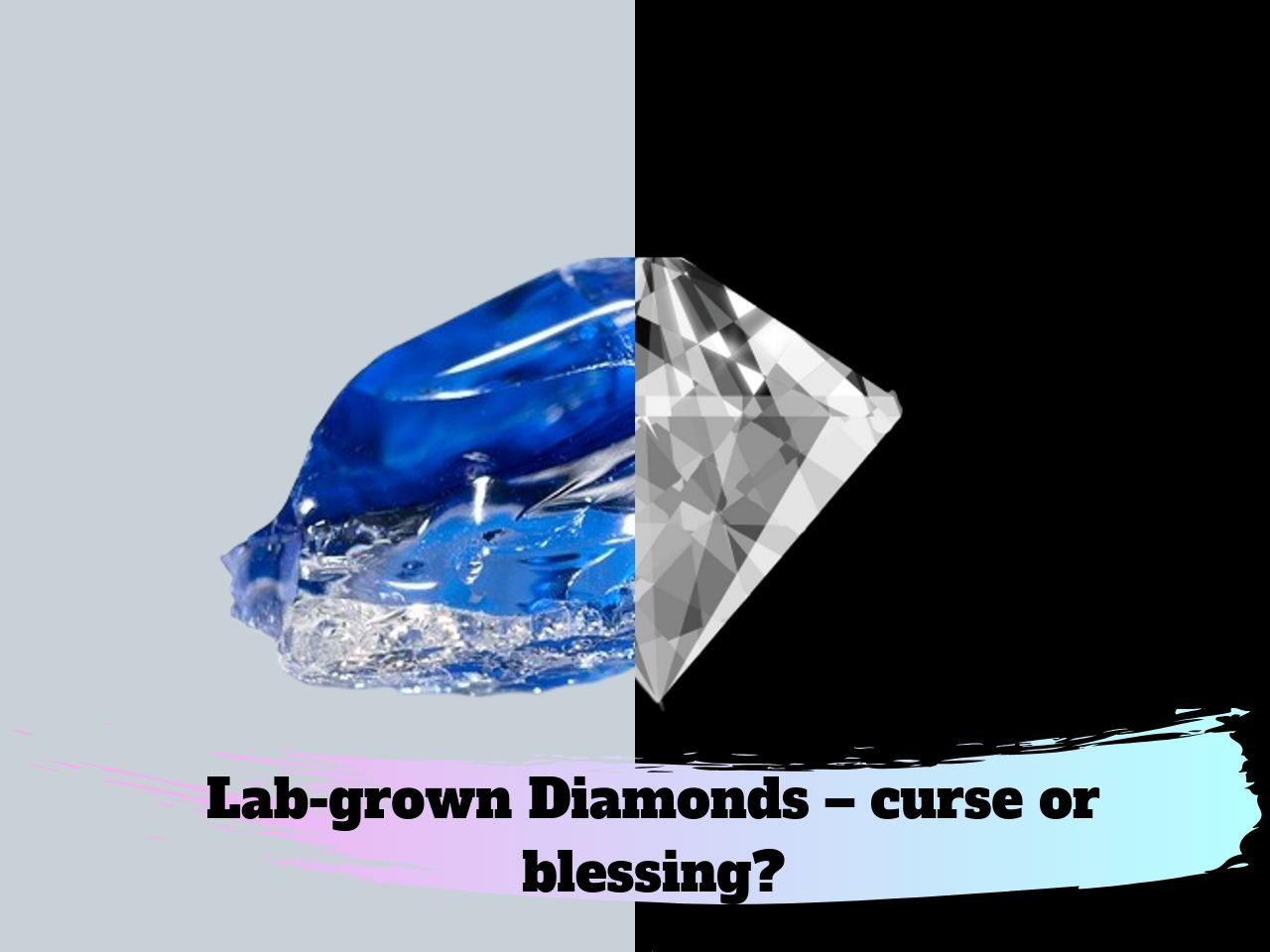 natural diamond mine