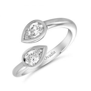 Open Ring - Autumn Jewellery
