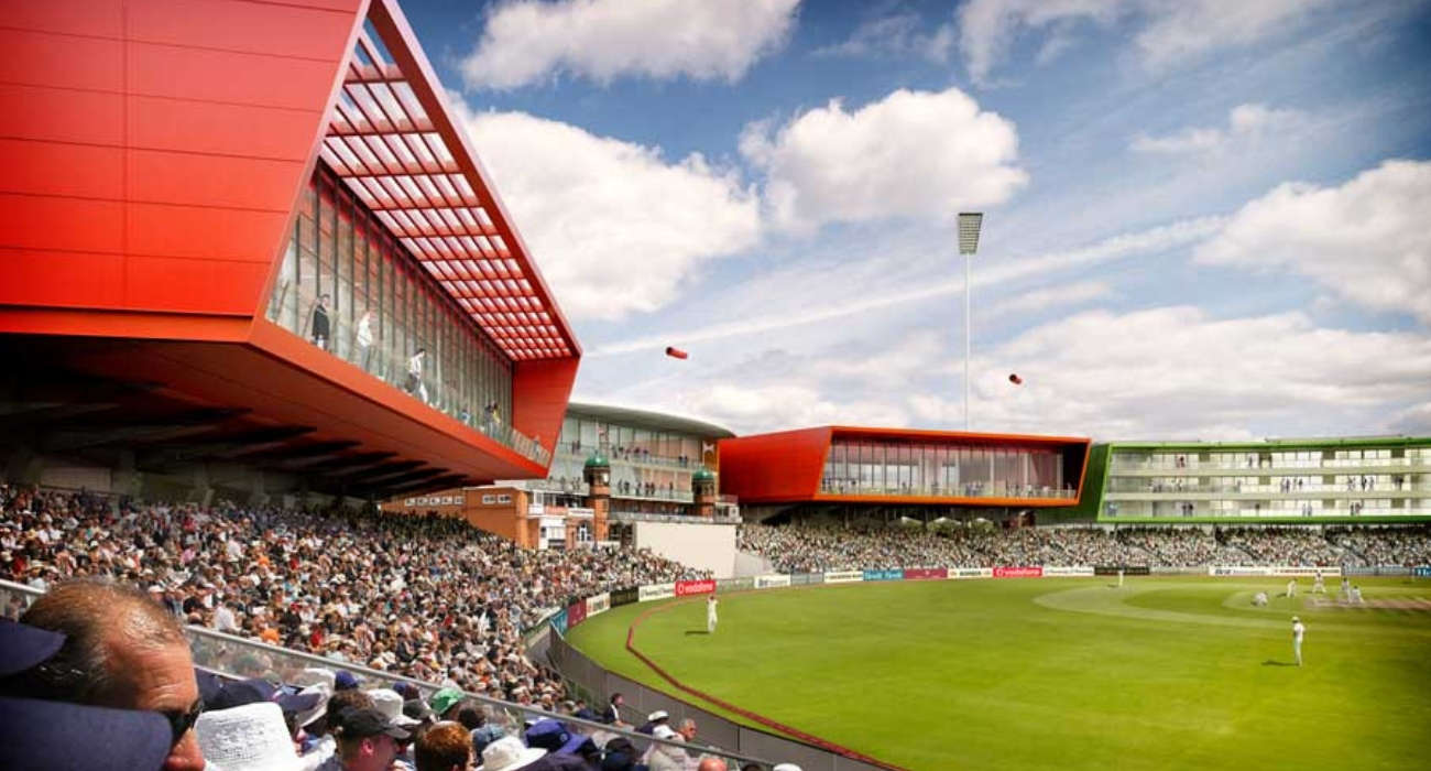 ashes trophy old trafford manchester