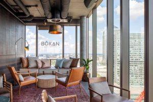Bokan canary wharf - Restaurant