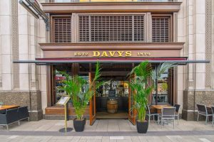 Davy's At Canary Wharf - Restaurant