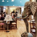 Mr.Todiwala's Kitchen - Restaurants in Canary Wharf