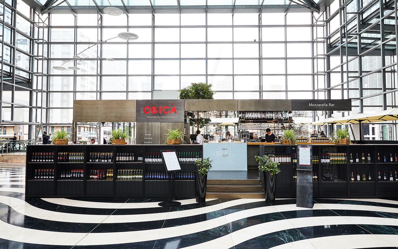 One Canada Square Restaurant - Canary Wharf