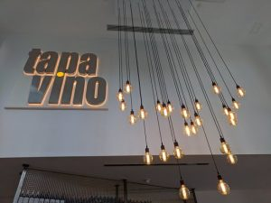 Tapa Vino Lincoln Plaza - Best Restaurants in Canary Wharf