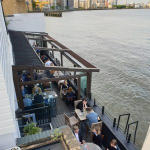 The Gun - canary wharf restaurant
