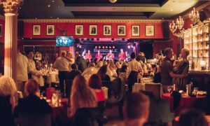 boisdale of canary wharf Restaurant