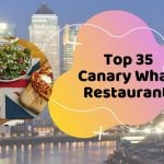 canary wharf restaurants