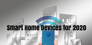 Smart Home Devices for 2020