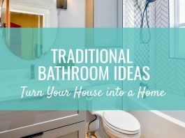 TRADITIONAL BATHROOM IDEAS