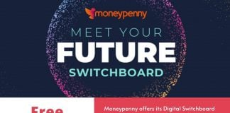 Moneypenny Digital Switchboard service free