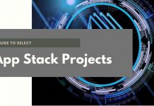 Guide to Select App Stack Projects