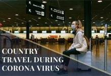Country Travel During Corona virus