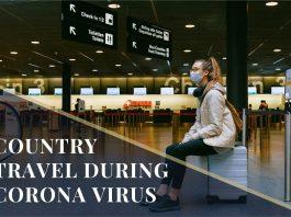 Country Travel During Corona virus