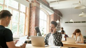 Market Growth of Coworking Space Business