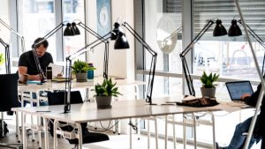 Market Opportunity For Co-working Space Business