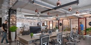 What are the Key Security Measures that Coworking Spaces should implement