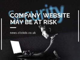5 Signs Your Company Website May Be At Risk