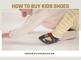5 Tips for Parents on how to buy Kids Shoes