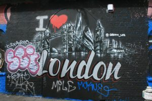 Different Types of Street Art in London