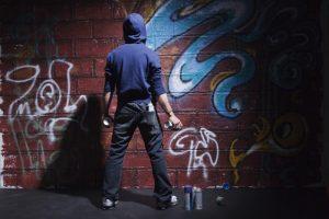 Legal issues regarding Graffiti in London