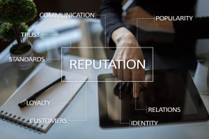 Saving an Organizations Reputation